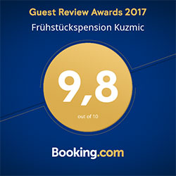 award booking klein